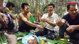 Ký sự rừng Yên Thế - Tập 4 – Bữa trưa kỳ lạ và độc đáo
