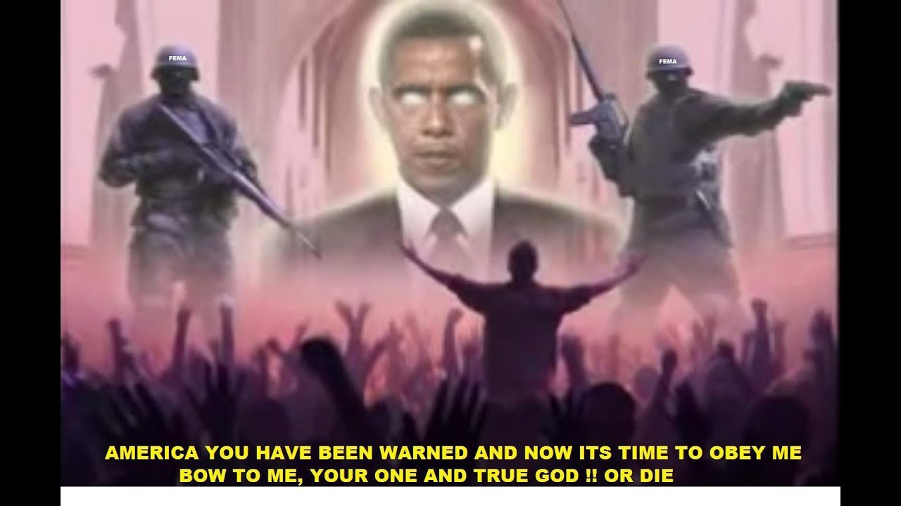 Barack Obama The Antichrist Proof