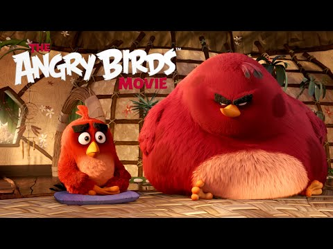 Angry Birds - uk�ka z filmu