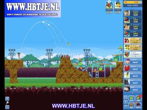 Angry Birds Friends Tournament Level 6 Week 106 (tournament 6) no power-ups