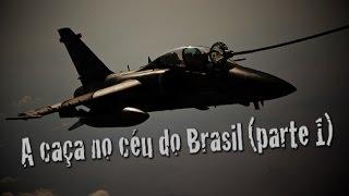 Este video expressa a perícia dos pilotos militares no cumprimento de sua missão, que é garantir a soberania do espaço aéreo Brasileiro.