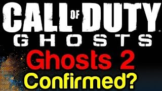 COD Ghosts: Call Of Duty Ghosts 2 Confirmed? (COD Ghosts
