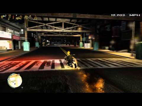 LCPDFR - Officer Speirs - Ghost Rider Patrol