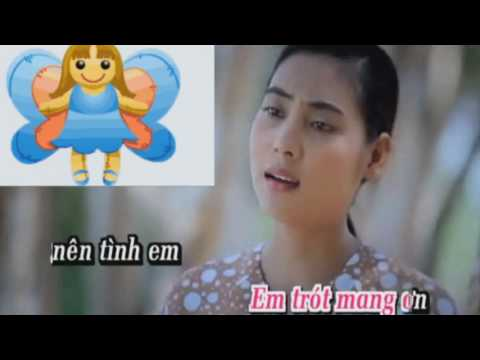 Eo Le Cuoc Tinh { karaoke } Thieu Giong Nu