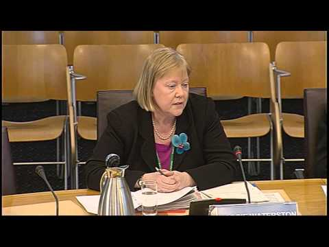 Health and Sport Committee - Scottish Parliament: 27th May 2014