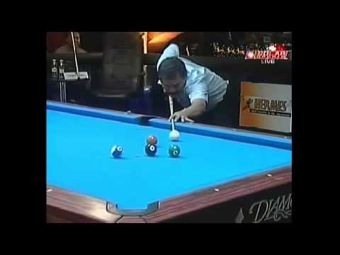Efren Reyes vs Wu Chia Ching - Philippine Big Time Billiards - 10ball