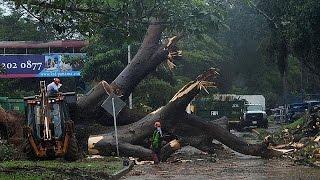 إعصار أوتو يضرب الخميس ساحل نيكاراغوا وكوستاريكا |
