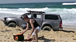 LAND ROVER DISCOVERY RECOVERY WEEKEND