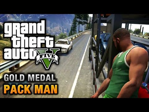 gta 5 mission #59 fresh meat [100% gold medal