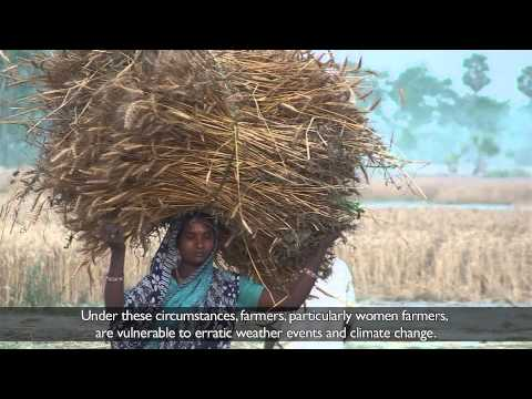 Encouraging women in South Asia to take the lead on climate change adaptation