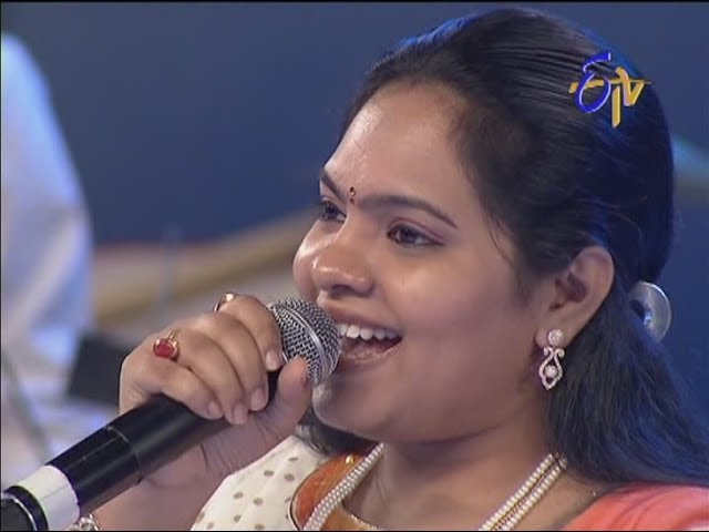 Swarabhishekam - Gopika Poornima Performance - Laali laali jolali Song - 16th June 2014