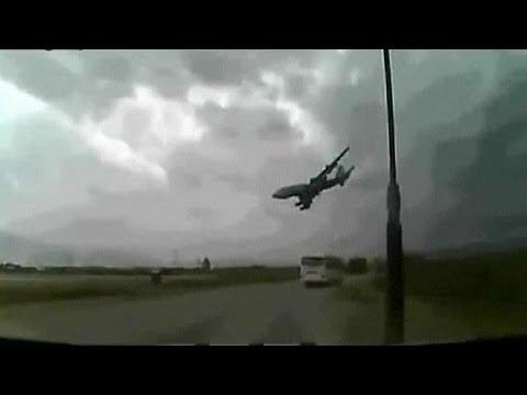 Συντριβή αεροσκάφους στο Αφγανιστάν