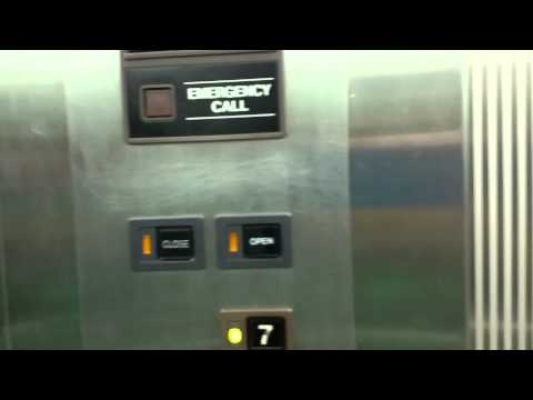 Isetan Wisma Atria - Hitachi Traction Elevator