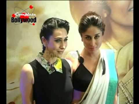 Kareena Kapoor, Karisma Kapoor & others at the Music launch of  'Lekar Hum Deewana Dil'-1