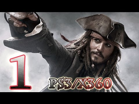 Pirates of the Caribbean: At World's End (PS3, X360) Walkthrough Part 1
