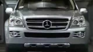 2009 Mercedes Benz GL 450 Promo Video videos