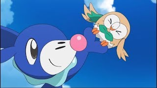 Adventures with Rowlet and Popplio!