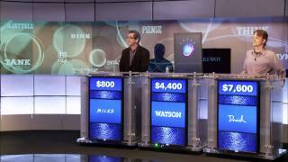 Jeopardy: Watson vs Miles O'Brien