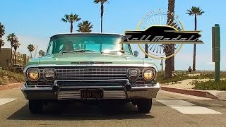 Margaret Garcia & Her 1963 Chevrolet Impala - Lowrider Roll Models Ep. 5. MotorTrend.