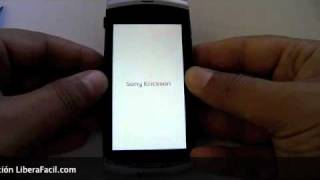 Liberar Sony Ericsson Vivaz LiberaFacil.com