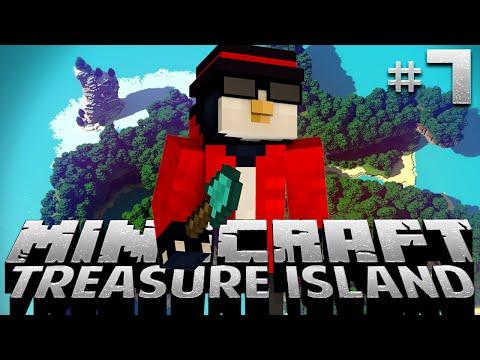 Minecraft: Treasure Island - Mort în Lavă?! [Ep.7]