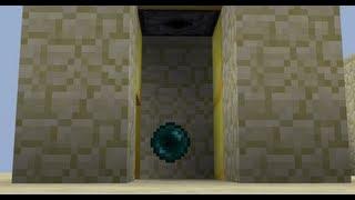 Minecraft: Estación de Ender Pearls