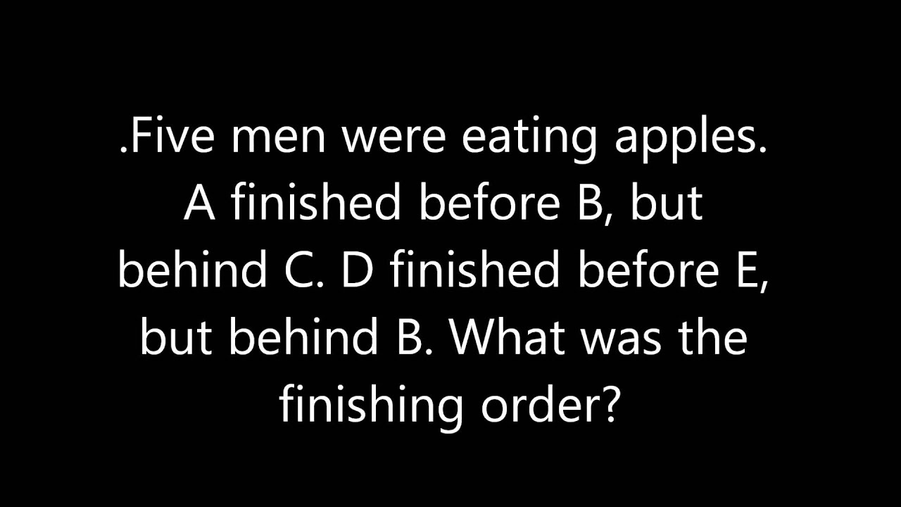 brain teasers riddles with answers displaying 20 images for brain ...