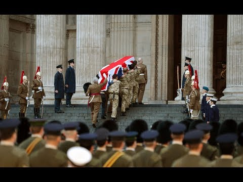 Margaret Thatcher funeral: St Paul's service in full