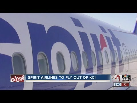 Customer impact of Spirit Airlines coming to KCI