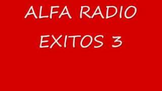 ALFA RADIO EXITOS 3