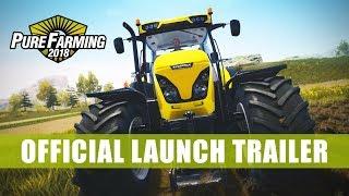 Pure Farming 2018 - Megjelenés Trailer