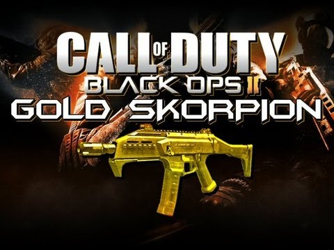 Gold Guns Black Ops 2 Glitch Black Ops 2 Gold Guns Gold