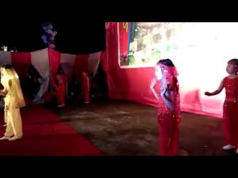 múa Alibaba Rùa Hạ- Thanh Thuỳ- Thanh Oai- Hà Nội - Lễ Hội Truyền Thống 2014