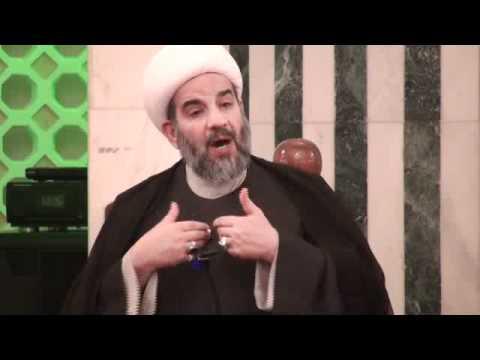 تأملات في حياة الإمام العسكري