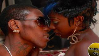 Vybz Kartel Ft Spice Ramping Shop(RAW) [HD] (Lyrics