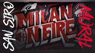 #MilanIsOnFire