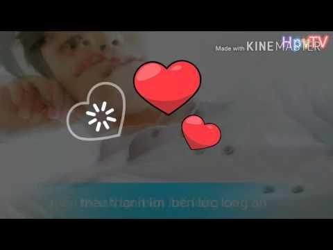 Karaoke chung tình HD - Quân Đao