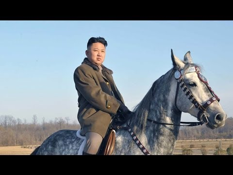 Ukraine's Peace Keeper call out to North Korea & Kim Jong-un March 2 2014 001