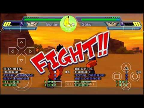 Cách Hóa Siêu Saiyan & Skill trong Dragon Ball Shin Budokai AR