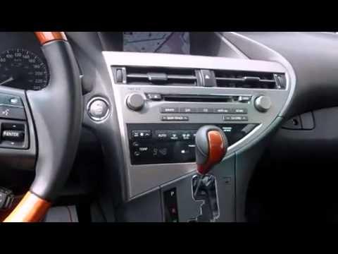 2010 Lexus RX 350 touring navigatio