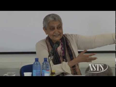NSTS 2013 University Professor Gayatri Chakravorty Spivak - Session 10