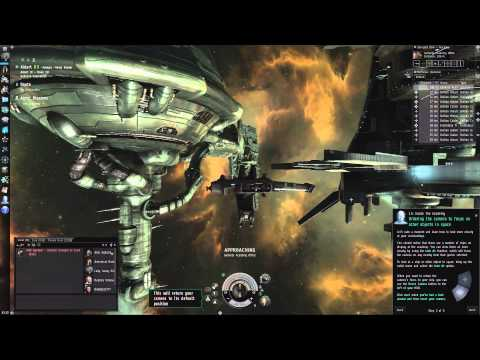 Noob In Space [EVE Online] - Episode 4 I'm A Pilot!