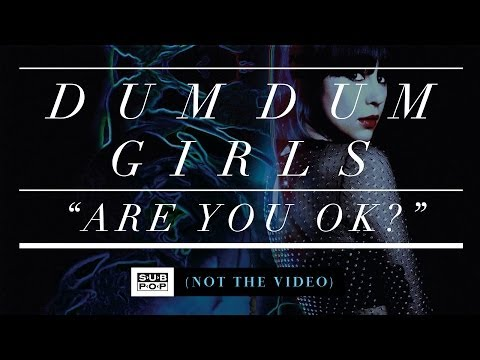 Dum Dum Girls - Are You Okay? (not the video)
