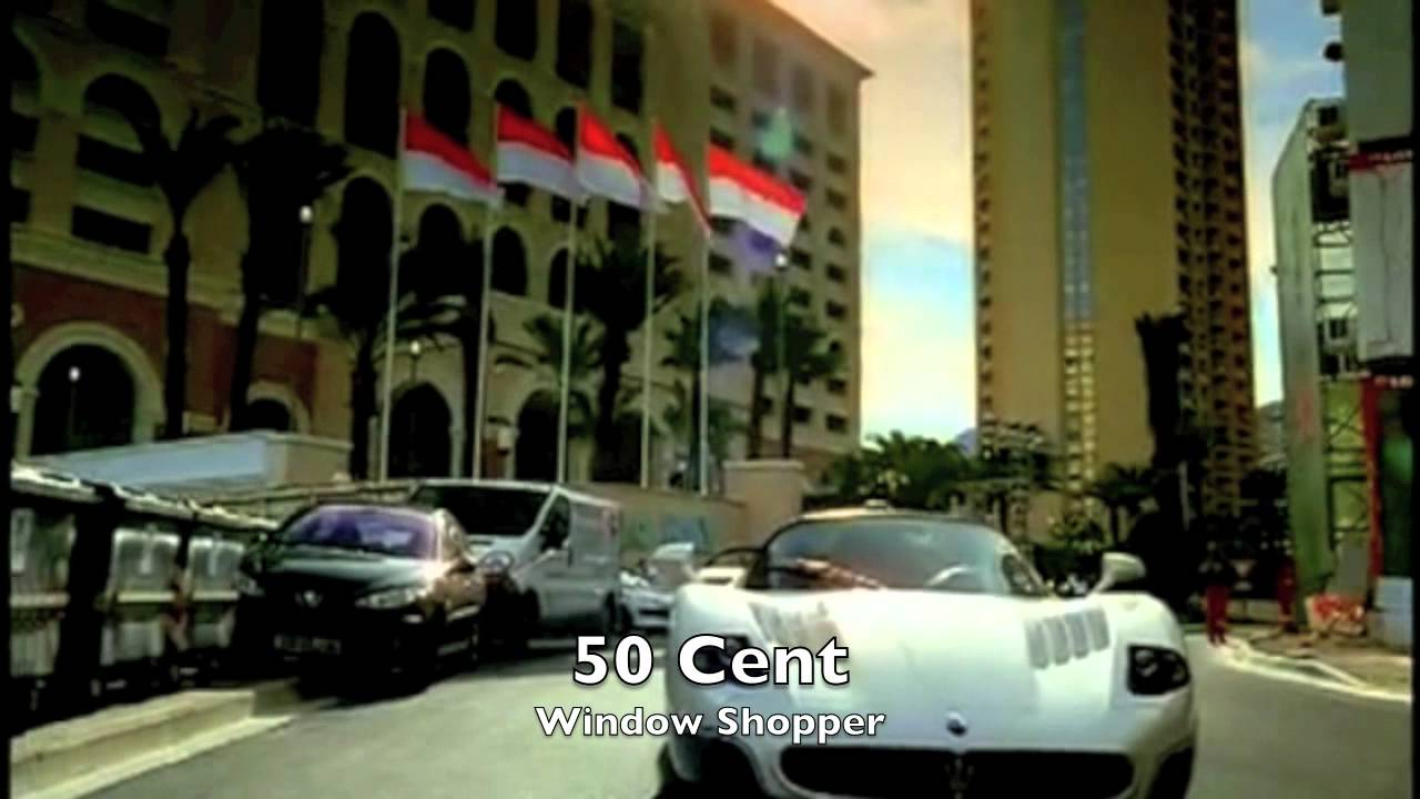 50 cent - window shopper ( dvdrip
