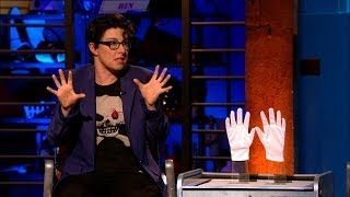 Sue Perkins declares her hatred of mime - Room 101: Series 3 Episode 8 - BBC One