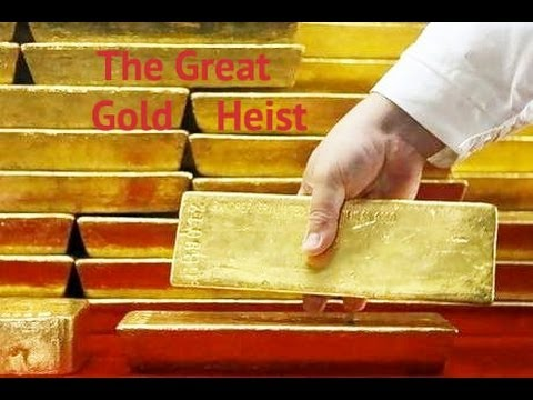 What Happened to Ukraine's Gold?