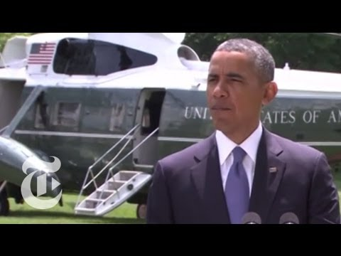 President Obama's Options in Iraq | Times Minute | The New York Times