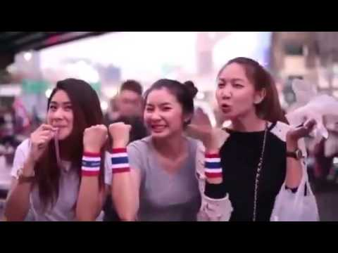 กำนันสุเทพ    Thailand Protest Song The Pretty Girls of the Bangkok Shutdown