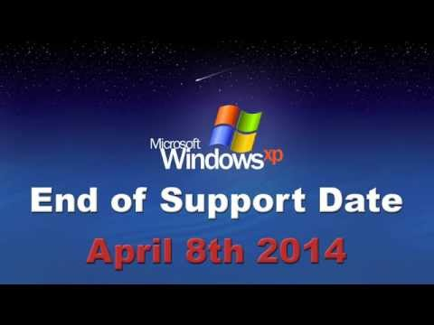 What does the end of Windows XP Support Mean?