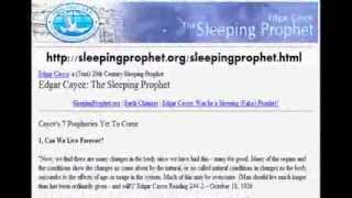 2014 Edgar Cayce S Seven Future Prophecies Predictions To